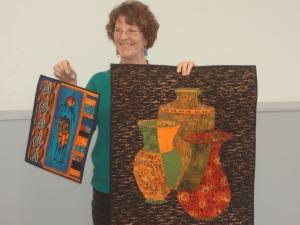 """""""art quilts"""""""