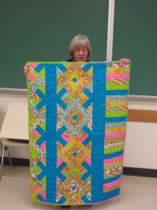 Woohoo, beautiful fabrics!