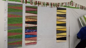 WooHoo! some table runners nearly complete!