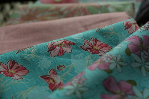 Grace fabric rjr fabrics flowers